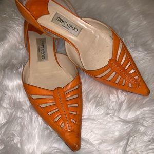 JIMMY CHOO flat shoe
